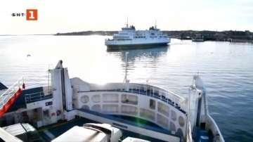 Зелена светлина: Електрическите фериботи, които изместиха дизеловите
