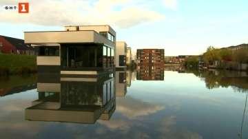 Зелена светлина: Плаващи къщи