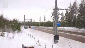 Зелена светлина: Електрически магистрали в Швеция