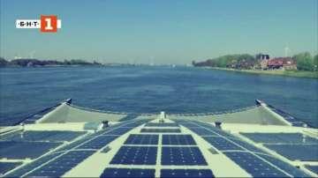 Зелена светлина: енергийно независима лодка