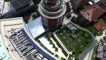 Зелена светлина: Самопочистваща се сграда