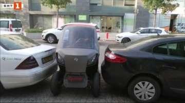 Зелена светлина: Автомобил с размери според паркинга
