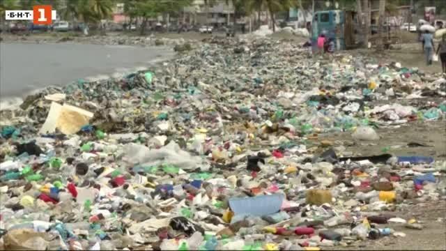 Снимка: Зелена светлина: машина превръща отпадъците в гориво
