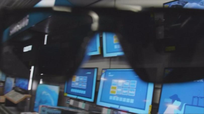 Снимка: Зелена светлина: Очила за дигитална детоксикация