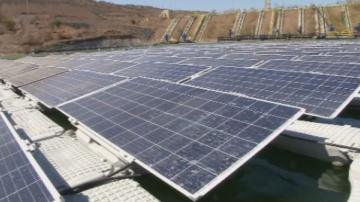 Зелена светлина: Плаваща соларна ферма в хвостохранилище