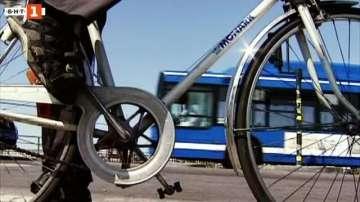 Зелена светлина: Бонус за велосипедистите в Швеция