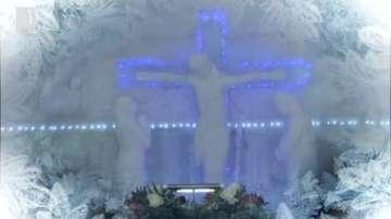 Зелена светлина: Ледената църква на Румъния
