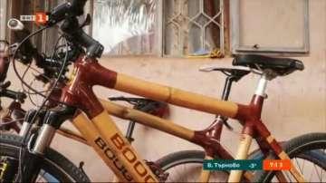Зелена светлина: Велосипеди с бамбукови рамки