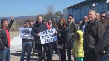 Крайморски градове в защита на строежа на Карадере