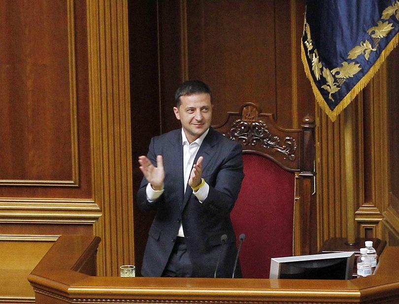 Зеленски подписа закон за отпадане на депутатския имунитет