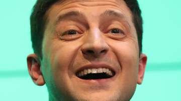 Зеленски официално беше обявен за президент на Украйна
