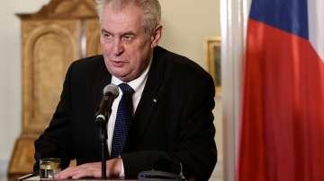 Чешкият президент отказва да назначи посланик в Косово