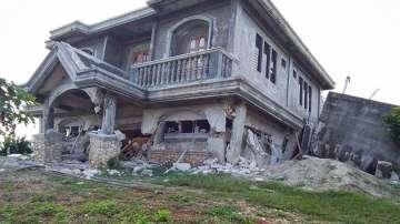 Серия от земетресения взеха жертви във Филипините