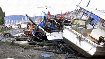 Земетресението по егейското крайбрежие е най-силно от близо век (обзор)