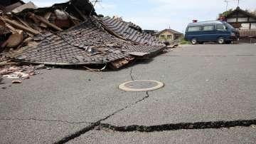 Япония след двете силни земетресения