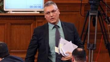 Освободиха Валери Жаблянов от поста зам.-председател на парламента