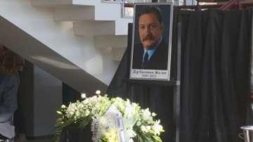 Стотици се простиха с д-р Евгений Желев