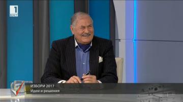 Избори 2017: Жорж Ганчев от Коалиция на недоволните