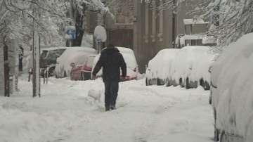 Усложнена остава зимната обстановка в Североизточна България