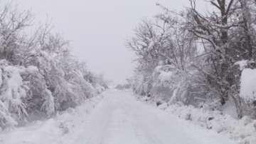 Затворен е пътят Перник - Радомир