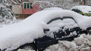 Всички републикански пътища са проходими при зимни условия