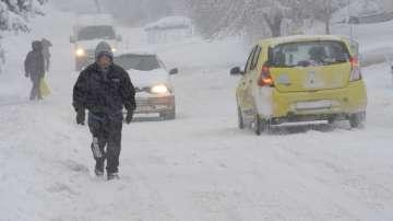 Тежка остава обстановката по пътищата в Североизточна България