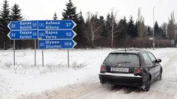 Зимната обстановка в страната постепенно се нормализира