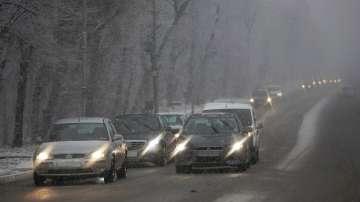 Транспортен хаос в София в последния работен ден преди Коледа