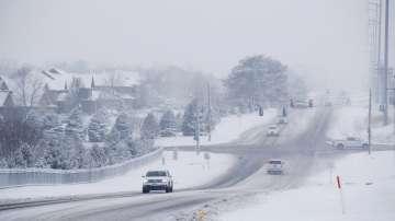 Най-малко пет жертви на снежна буря в САЩ