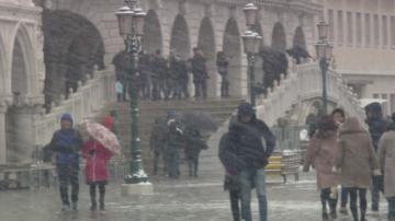 Европа продължава да е в плен на зимата