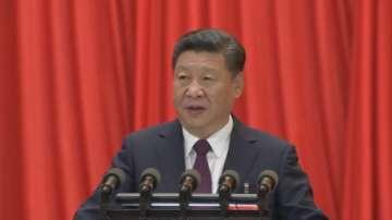 Президентът Си: