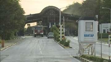 """Движението на леки автомобили през ГКПП """"Златарево"""" вече е отворено"""