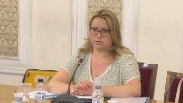 Комисията за НДК изслуша Деница Златева, Боршош отказа да се яви