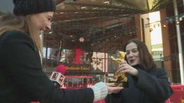 Мартичка Божилова за Не ме докосвай: Това е Златна мечка и за България