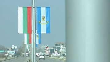 Нови знамена за 3 март в Пловдив
