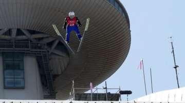 Владимир Зографски преодоля олимпийската квалификация в ски скока