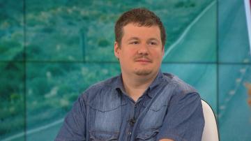 """Светослав Александров: Хората вярват, че в """"Зона 51"""" военните крият извънземни"""