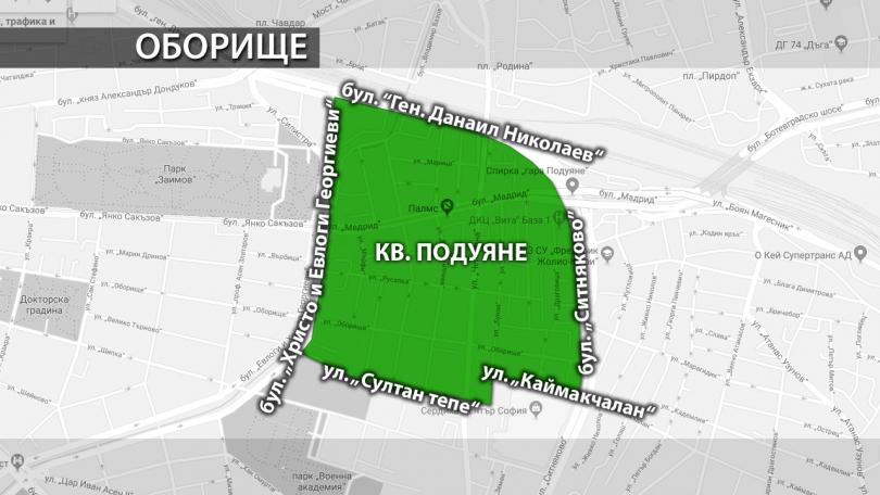 снимка 2 Разширяват зелената зона в София