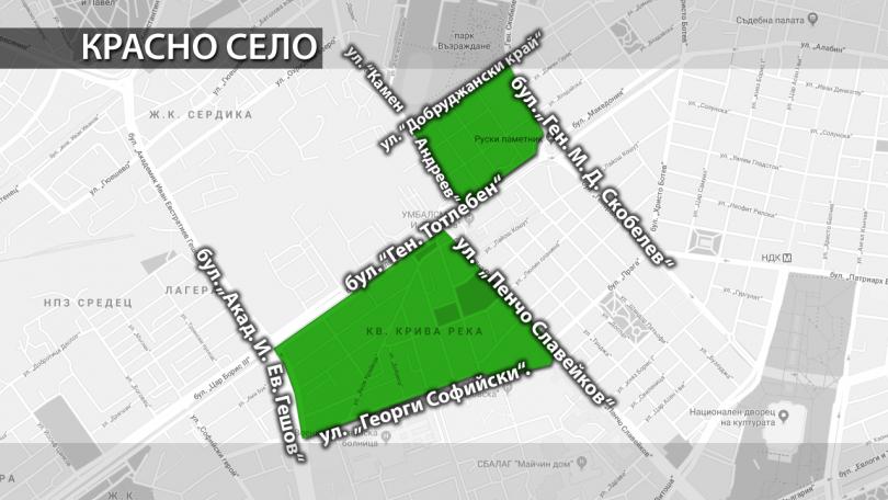 снимка 3 Разширяват зелената зона в София