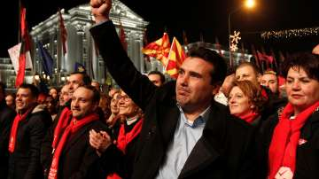 Зоран Заев очаква да получи мандат за съставяне на правителство в Македония