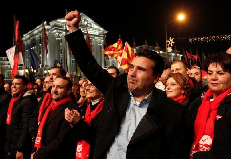 снимка 1 Зоран Заев ще напусне политиката, ако изгуби изборите