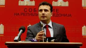 Зоран Заев с призив към гражданите на Македония: Време е за решение