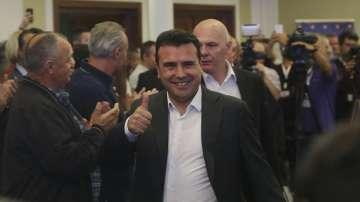 Над 90% са гласували За на референдума в Македония, но при активност 34%