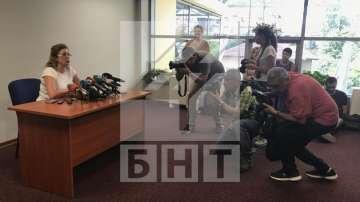 Шефката на Агенцията по вписванията е подала оставка