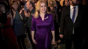 Словакия избра първата жена президент