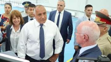 Борисов: Страната ни ще получи достоен ресор в ЕК